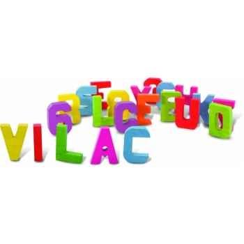 Boite de lettres et chiffres en bois - Jouet Vilac 2426