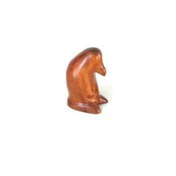 Lasterne-Miniature à poser-Le pingouin petit - 10 cm - PI10-1R