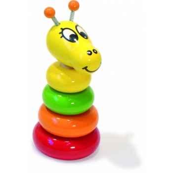 Paf la girafe empilable - Jouet Vilac 2443