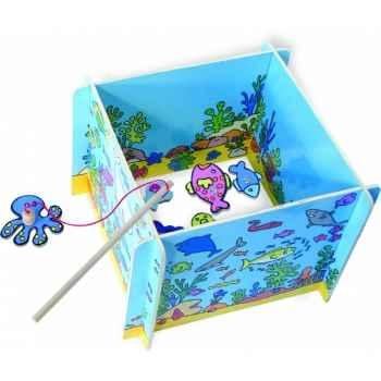 Grande boîte de pêche - Jouet Vilac 4353