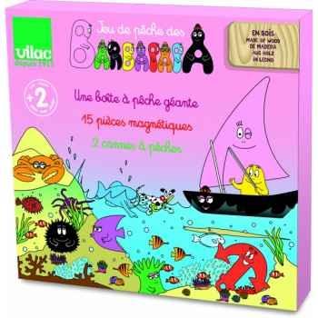 Jeu de pêche barbapapa - Jouet Vilac 5835