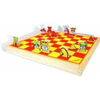 Mon premier jeu d'échec - Jouet Vilac 6123