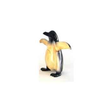 Lasterne-Ornementale-Les pingouins - Etude de comportements - 40 cm -OPE040-3P