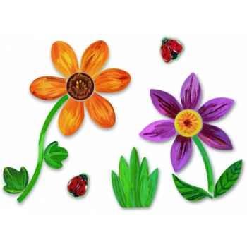 Magnets fleurs nathalie lété - Jouet Vilac 8604