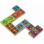 domino couleur keith haring jouet vilac 9266