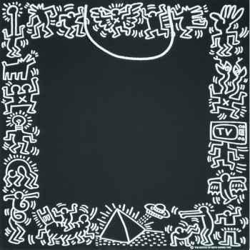 Tableau noir (PM) keith haring - Jouet Vilac 9284