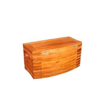 Le coffre de mer 100 cm en bois de Rauli - LAST-MCO100-R