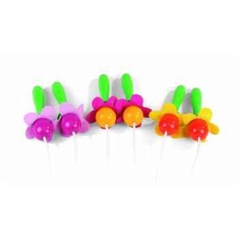 Corde à sauter fleurs Janod J03002