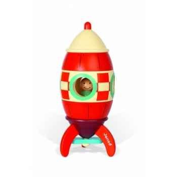 Kit magnet fusée géante Janod J05212