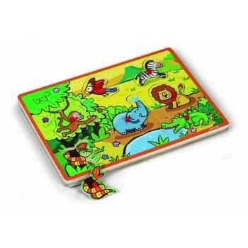 Puzzle musical savane Janod J05514