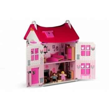 Maison de poupée  mademoiselle  Janod J05725