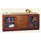 meuble de cabine facades 9 tiroirs sans patine epoque 19eme 162 x 74 x 46 cm ca 333