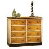 meuble de cabine facades 8 tiroirs avec patine epoque 19eme 111 x 935 x 46 cm ca 440pc