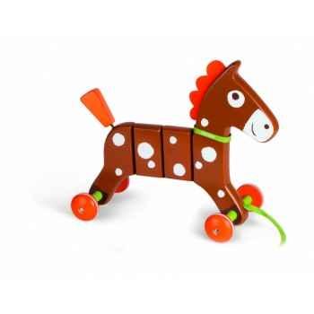 Crazy pony Janod J08082