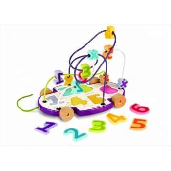 Looping à traîner chiffres Janod J08093