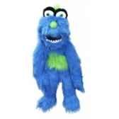 marionnette monstre bleu pc007708 the puppet company