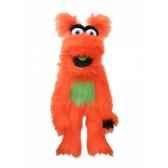 marionnette monstre orange pc007703 the puppet company
