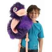 marionnette autruche pc008204 the puppet company