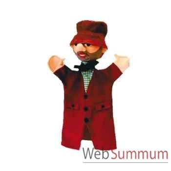 Marionnettes à main personnage gnafron animascena 17492