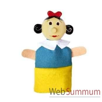 Marionnettes à doigt personnage blanche neige animascena 19649