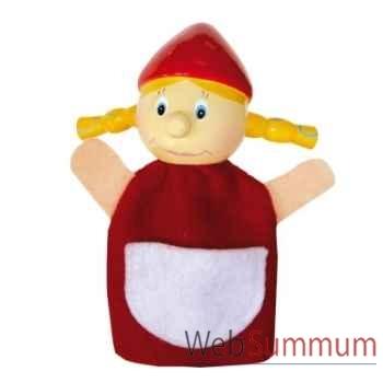 Marionnette à doigt chaperon rouge Anima Scéna -19670