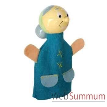 Marionnettes à doigt personnage grand-mère animascena 19694