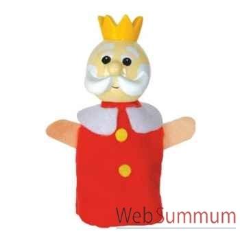Marionnettes à doigt personnage roi animascena 19809