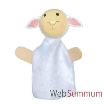 Marionnette à doigt agneau animascena 21147
