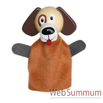 Marionnettes à doigt chien animascena 19755