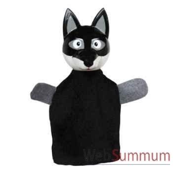 Marionnettes à doigt loup animascena 21130