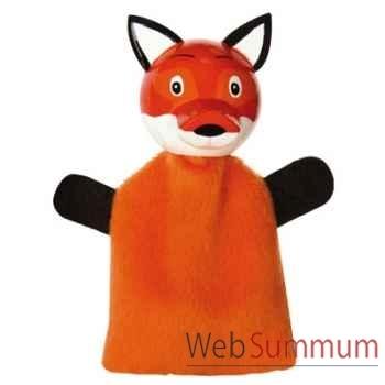 Marionnettes à doigt renard animascena 19748