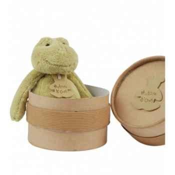 Peluche Frimousses boules (PM) grenouille Histoire d\'Ours 1396g