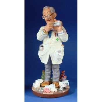 Figurine profession - chimiste (grand) - pro17 Profisti