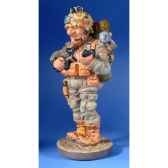 figurine profession soldat grand pro18 profisti