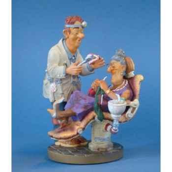 Figurine profession - dentiste (petit)  - pro31 Profisti