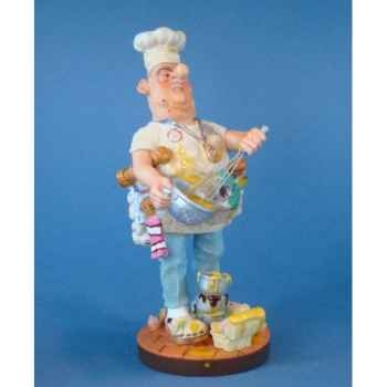 Figurine profession - chef (petit) - pro32 Profisti