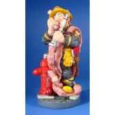 figurine profession pompier petit pro36 profisti
