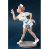 figurine profession infirmiere petit pro37 profisti