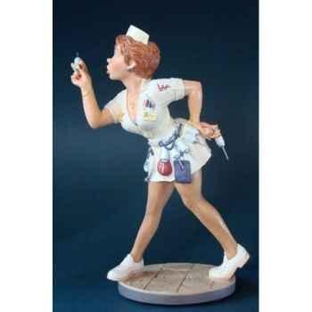 Figurine profession - infirmière (petit) - pro37 Profisti