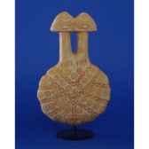 figurine art mouseion anatolian idole bicephale ana01 3dmouseion