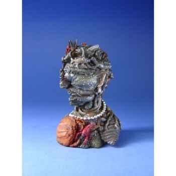 Figurine art mouseion arcimboldo ela wasser (vissen)  ar02 3dMouseion