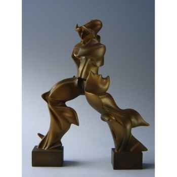 Figurine art mouseion umberto boccioni futuristic man  boc01 3dMouseion