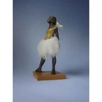 Figurine art mouseion degas petite danseuse 14jr 16cm  de03 3dMouseion
