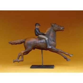 Figurine art mouseion degas cheval  de04 3dMouseion