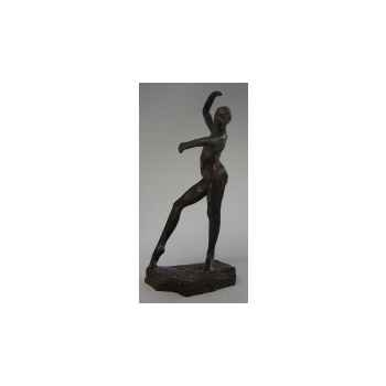 Figurine art mouseion degas la danse espagnolle 20cm  de06 3dMouseion
