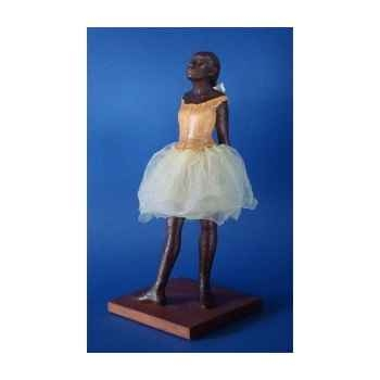 Figurine art mouseion degas 14 years old dancer 36cm de10 3dMouseion
