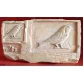figurine art mouseion egypt tablet swalows eg07 3dmouseion