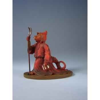 Figurine art mouseion gruenewald monster rode pij  gr01 3dMouseion