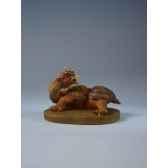 figurine art mouseion gruenewald reptiemonster gr03 3dmouseion