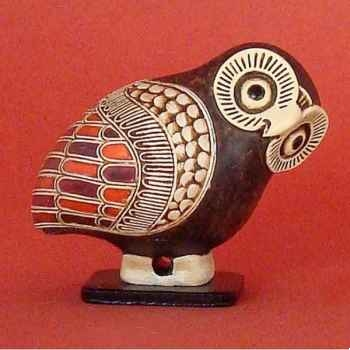 Figurine art mouseion greek owi  gre03 3dMouseion